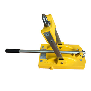 Armstrong Magnetic Plate Lifter Pl a 3960 Lb Breakaway 1320 Lb Max Lift Cpcty