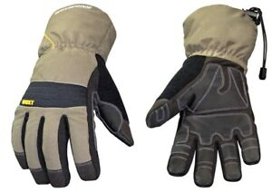 Glove Waterproof Winter Xt Lrg