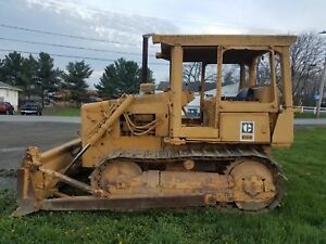 1984 Caterpillar D4e Dozer