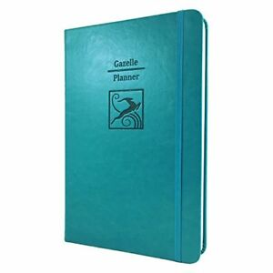 Gazelle Planner Pro Guided Daily Planning To Improve Organization Time