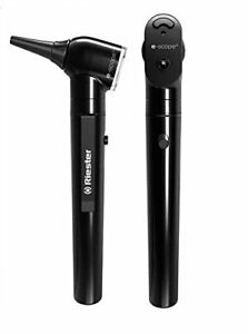 Riester 2131 202 E scope Otoscope Ophthalmoscope Set With Xenon Halogen Light