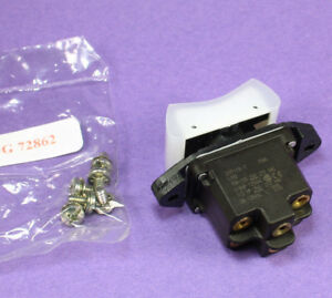 1pc Honeywell 2tp118 7 on Off on Rocker Switch Dpdt