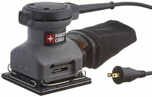 PORTER-CABLE 380 14 Sheet Orbital Finish Palm Sander