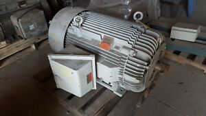 300 Hp Reliance Electric Motor 1800 Rpm 449tz Frame Tefc 460 V 1 15 S f