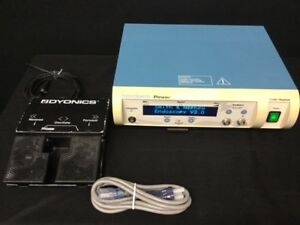 Smith And Nephew Dyonics Power Control Unit 7205841 With Pedal 7205396