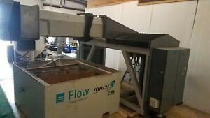 2011 Flow Mach3 1313b Waterjet Cutting Cnc Ref 7794146