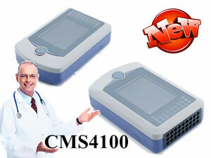 Contec Cms4100 Portable Dynamic Eeg System 16 Channel 24 hour Carrying Recording