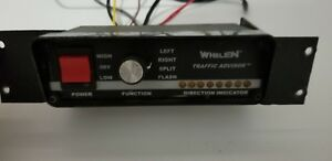 Whelen Tactld1 Traffic Advisor Controller