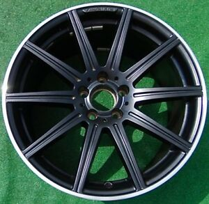 Genuine Oem Factory Amg Mercedes benz Cls63s Cls63 E63s Wheel 85268 A2184010100