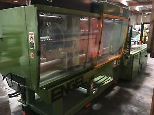 1999 250 Ton Engel Es1350 250 Injection Molding Ref 7794168