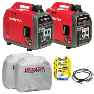 Honda Eu2200i pkit Eu22000i And Eu2200ic Companion Parallel Combo Kit