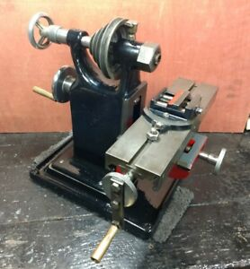 Vintage Goodell Pratt No 644 Miller Horizontal Bench Top Milling Machine Refurb