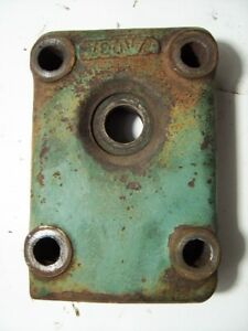 Vintage Fairbanks Morse 2 Hp Stationary Engine Style D 874024 Cylinder Head