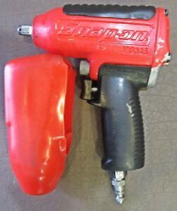 Snap On Mg325 3 8 Impact Wrench W Boot Vg Condition Free S H