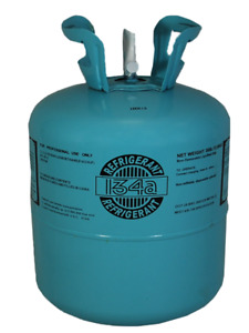 R 134a Automotive Refrigerant 30 Lb Cylinder Factory Sealed Local Pick Up Only