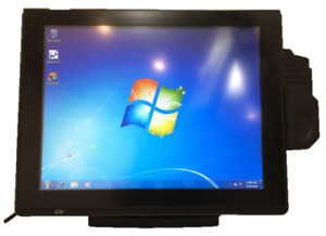 15 Point Of Sale Touch Screen Terminal For Retail restaurant hospitality