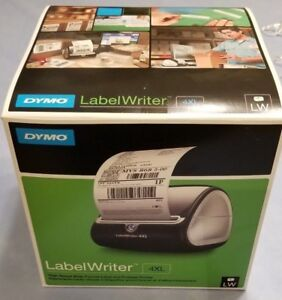 Dymo Labelwriter 4xl Label Thermal Printer_new In Box