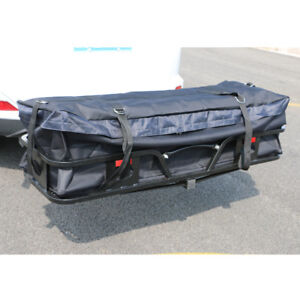 Large Cargo Carrier Bag Weather Resistant Hitch Mount Roof Rack Luggage