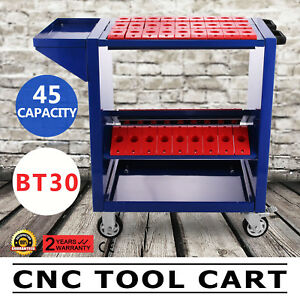 Bt30 Cnc Tool Trolley Cart Holders Toolscoot Snap On Service Cart Super Scoot