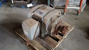 300 Hp General Electric Motor 3600 Rpm 445ts Frame Dp 460 V 1 15 S f