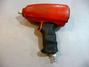 Snap On Mg325 3 8 Drive Air Impact Wrench W Boot Free Shipping