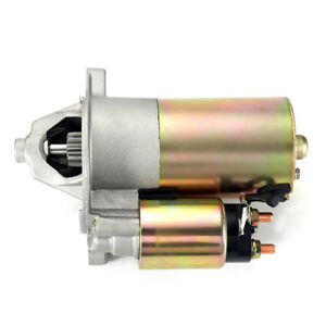 For Ford High torque 3205 Starter For 5 0l 302 5 8l351 W at Trans 5speed Mustang