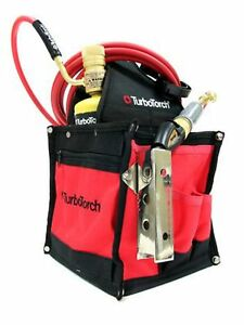 Turbotorch Pl dlxpt Deluxe Portable Torch Kit 0386 1397 Snake Kit