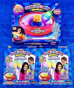 Cra z art Cotton Candy Maker Two Refill Packs