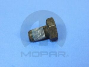 Clutch Flywheel Bolt Mopar 6503465