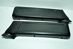 Suzuki Sj413 Sj410 Rear Bumper Protector Cover Cap Set Of 2 Left