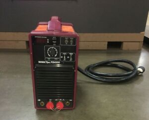 Thermal Arc Ps 4000 Dc Inverter Welder