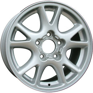 16 Used Factory Oem Alloy Wheel For A 2000 2001 2002 Chevrolet Camaro