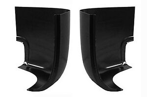 1947 1948 1949 1950 1951 1952 1953 1954 55 Chevy Pickup Truck Gmc Cab Corner Set