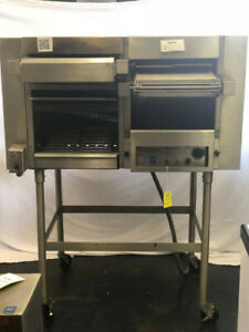 used Marshall Fr1515 Autobroil Countertop Broiler