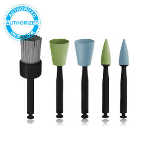 Centrix Couture Diamond Finishing And Polishing Cups Points And Brushes