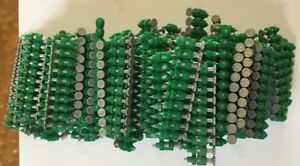 1090 New Powers Trak it C5 55310 3 4 Metal Track To Concrete Pins No Gas