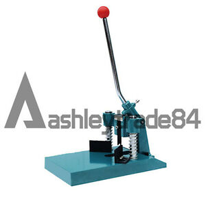 Paper Card Presser Foot Round Corner Cutter Round Corner Manual Cutting Machine