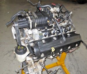 1999 2004 Ford Mustang Gt Forged Built Engine Roush Supercharger Kit