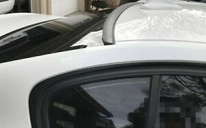 Universal M3 Style Roof Hatch Trunk Spoiler Bonnet Flat Black High Quality