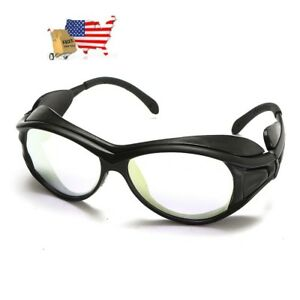 New Co2 Laser Protective Goggles Double layer Professional Glasses 10 6um Od 7