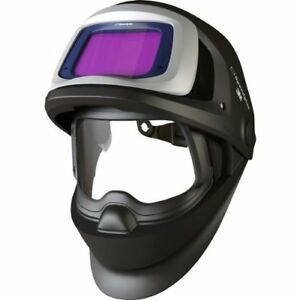 3m Speedglas Welding Helmet 9100 Fx With Sidewindows And Standard Size