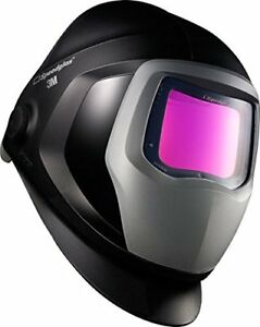 3m Speedglas Welding Helmet 9100 With Extra large Size Auto darkening Filter