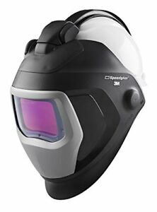 3m Speedglas Quick Release Welding Helmet 9100 Qr With Extra large Size