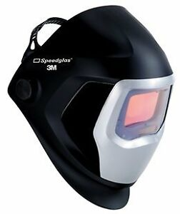 3m Speedglas 9100 Series 9100x Black And Silver Welding Helmet With 2 1 X 4 2