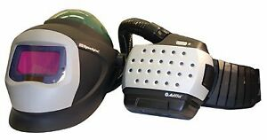 3m Adflo Powered Air Purifying Respirator High Efficiency System With Hard Hat