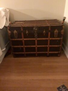 Antique Henry Likly Trunk