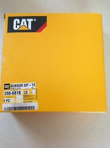 Genuine Oem Cat Caterpillar 288 6818 Sensor temperature