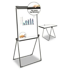 Universal Foldable Double Sided Dry Erase Easel 43030