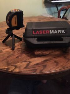 Lasermark Laser Cst Berger Ilm xt With Tripod And Case