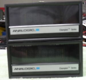 Analogic An2400 3 0 x Lot Of 2 Free Shipping